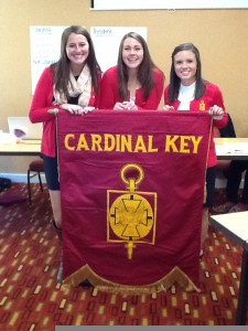 Shelby, Lara, and Morgan rocking their Cardigans at Nations in Chicago!